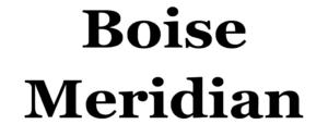 Boise Meridian Properties link